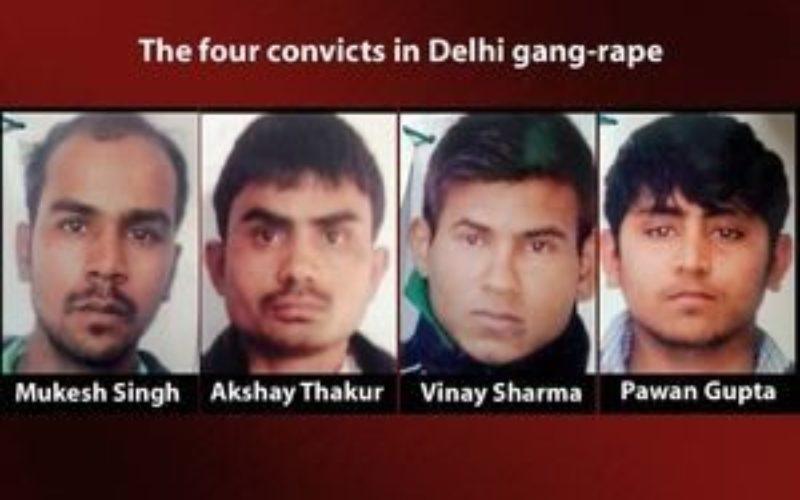 インドの首都ニューデリーで女子学生をバスの中で集団レイプして殺害