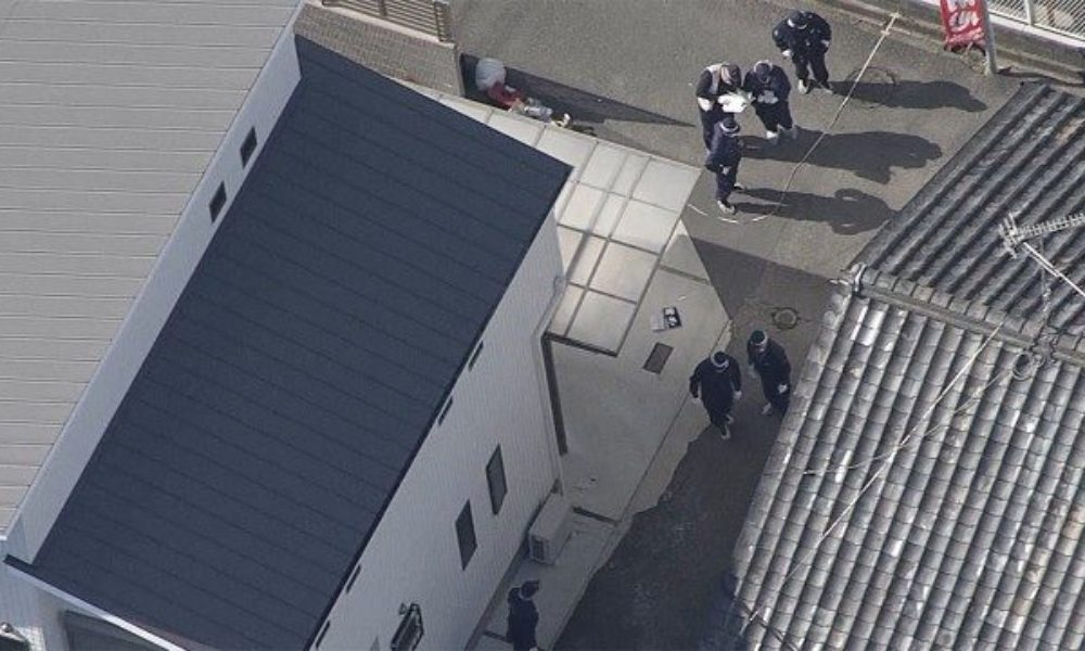 大阪府松原市南新町の路上で高齢女性が金槌で殴られた殺人未遂事件