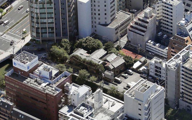東京都品川区にある土地取引を巡る積水ハウス地面師事件裁判