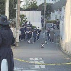 東京都港区赤坂の路上で8100万円の現金を強奪した事件