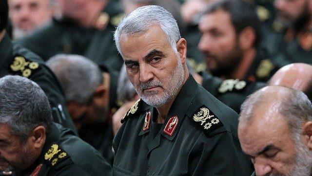 米軍の空爆でイラン革命防衛隊の司令官が死亡