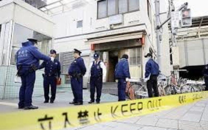 東京都品川区にある五反田駅付近で知人男性を刃物で刺殺未遂