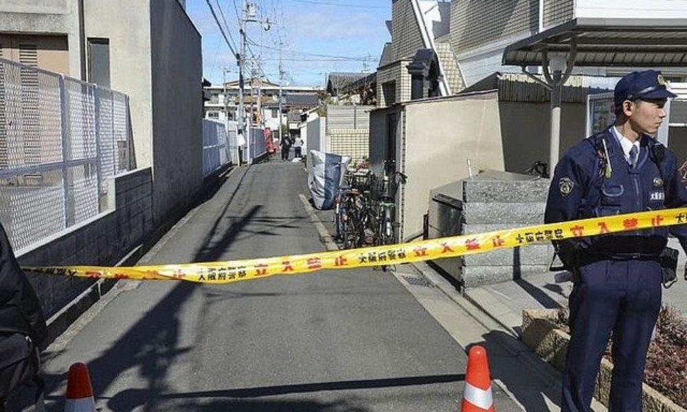 大阪府松原市南新町の路上で女性が金槌で殴られ重傷