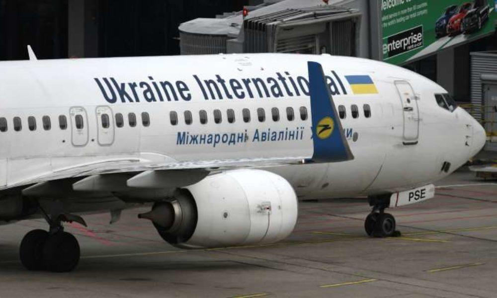 ウクライナ国際航空のボーイング737型機が176人の搭乗者を載せて墜落