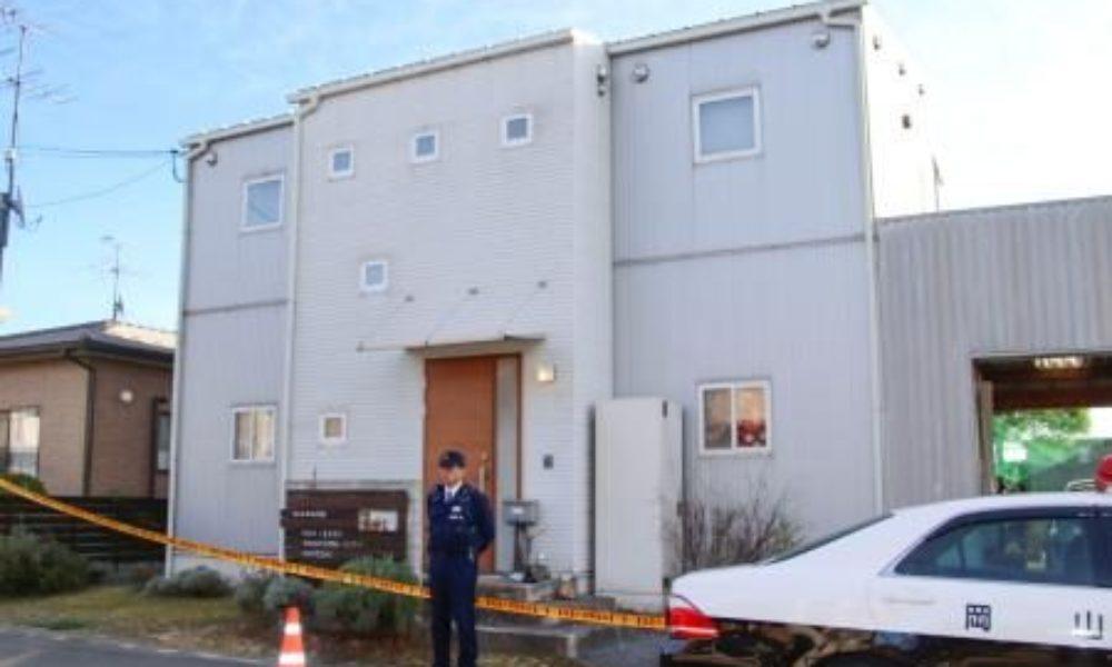 岡山市中区海吉の2階建て住宅で夫婦が刃物で刺殺事件