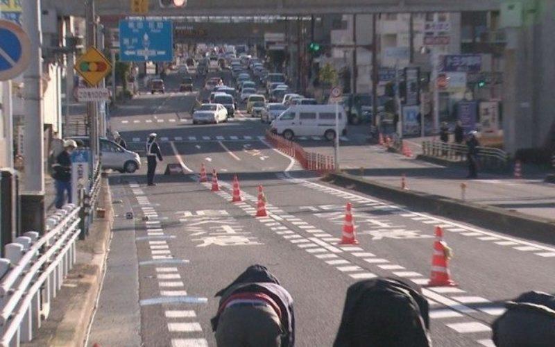 愛知県豊田市の国道で人を跳ねて10キロ引きずり死亡させた人身事故