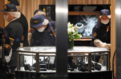 東京都渋谷区にある宝石店強盗事件で英国籍の身柄引き渡し協議