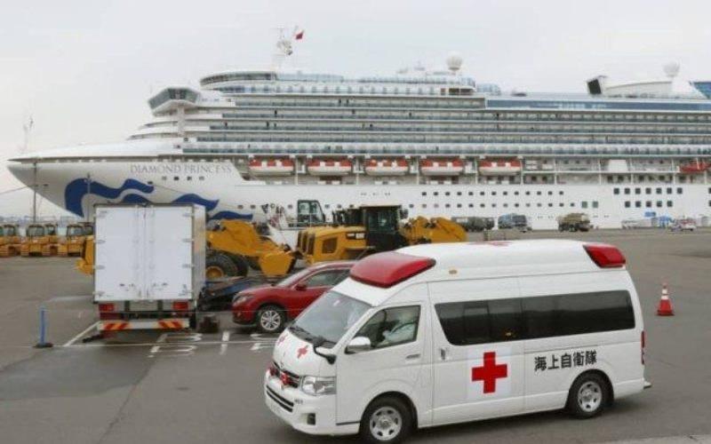 日本国内での新型コロナウィルスの感染者が769人に拡大