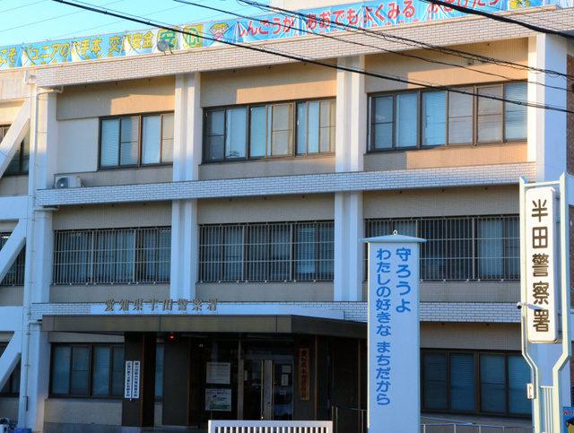 愛知県阿久比町の会社に置かれていたコンテナの中から従業員の男性遺体