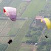 台湾中部南投県の虎頭山で日本人男性がパラグライダーから落下