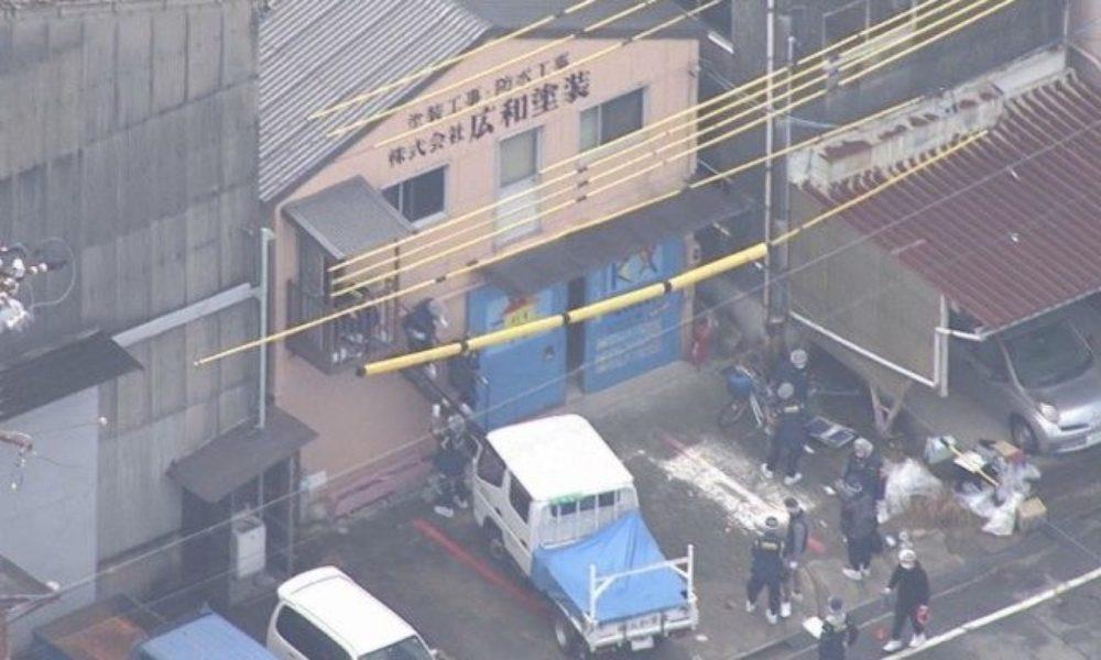三重県四日市市にある会社の寮でミャンマー人の男性が刺殺された遺体