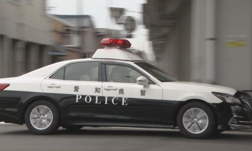 愛知県稲沢市奥田堀畑町にある集合住宅二階の通路で刺殺事件