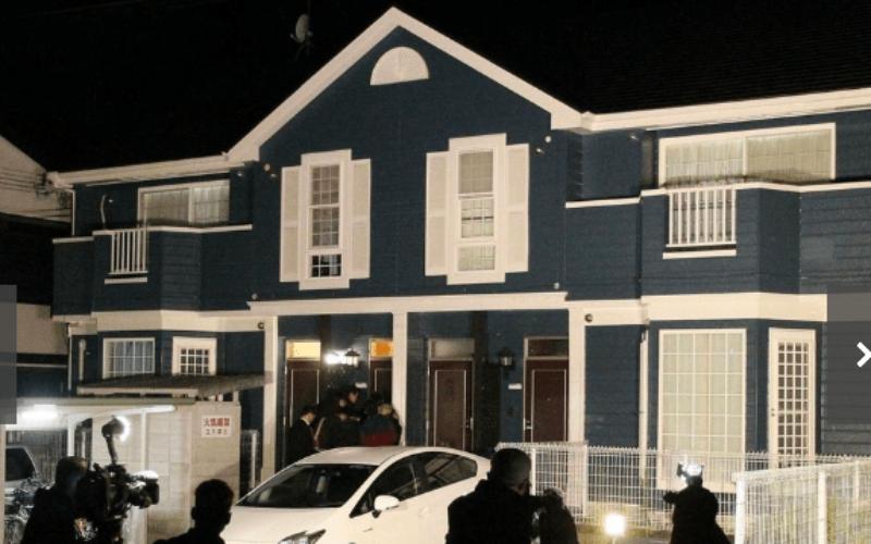 兵庫県加東市のアパートで高校二年生の女子生徒が絞殺された事件