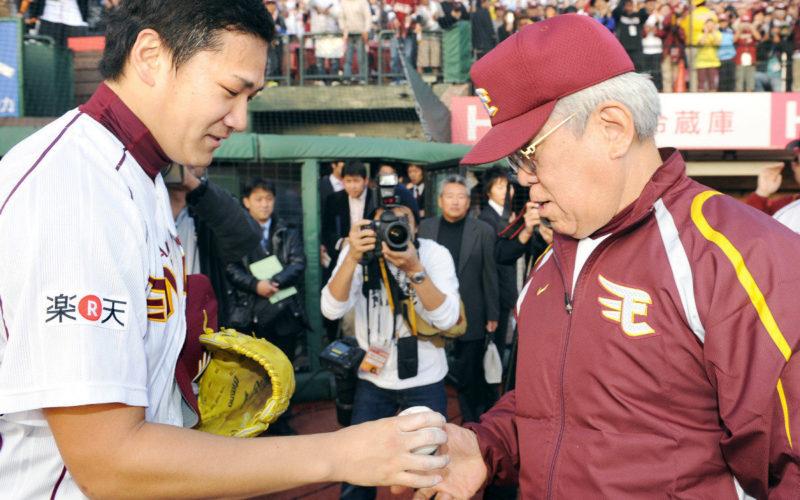 野球監督として豪腕を見せて活躍していた野村克也さんが天国へ