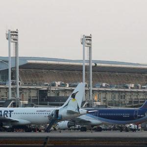 南米チリの首都サンティアゴ空港で武装集団が輸送車の13億円強奪