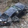 埼玉県秩父市大滝にある国道で崖下に車が転落して2人が死亡