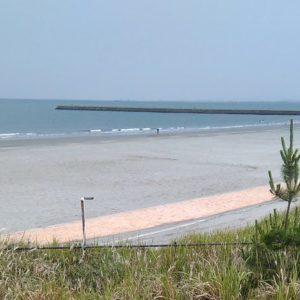 徳島市河内町の小松海岸沖合で発見された男性の遺体の死因は溺死