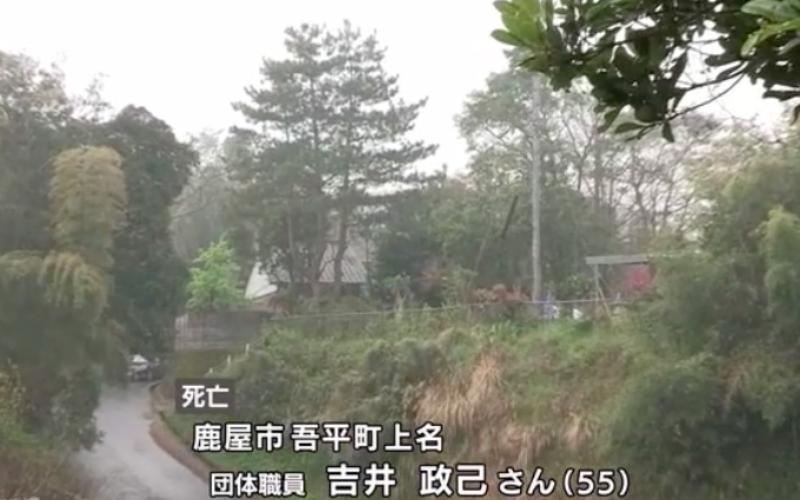 鹿児島県鹿屋市の住宅に押し入った何者かに刃物で刺されて男性死亡