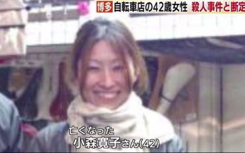 福岡市博多区の自転車店で女性の殺害に関与した疑いで男を逮捕