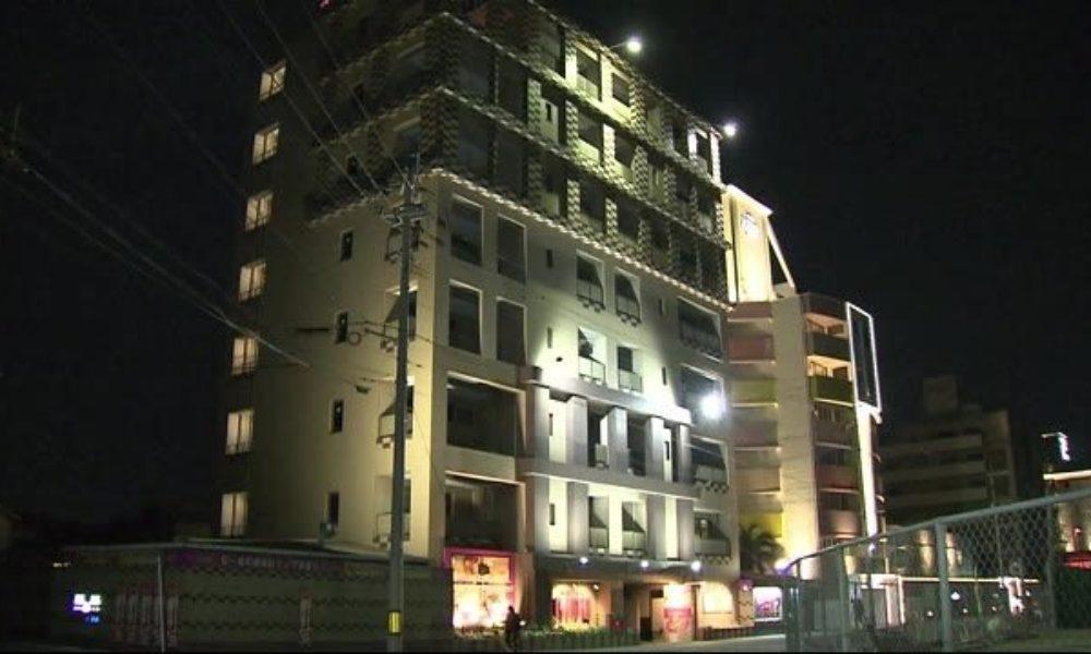 北九州市小倉北区のホテルで女性の遺体と一緒にいた男を逮捕