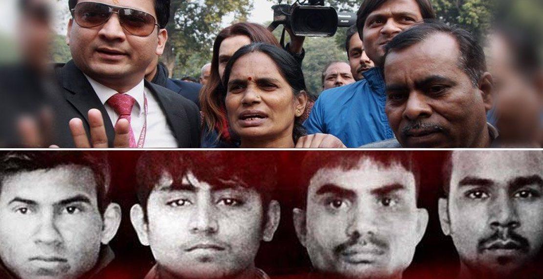 インドの首都ニューデリーのバス車内で性的暴行殺人犯の刑を執行