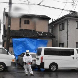 新潟市北区の住宅火災で男性が殺害されていた強盗殺人事件