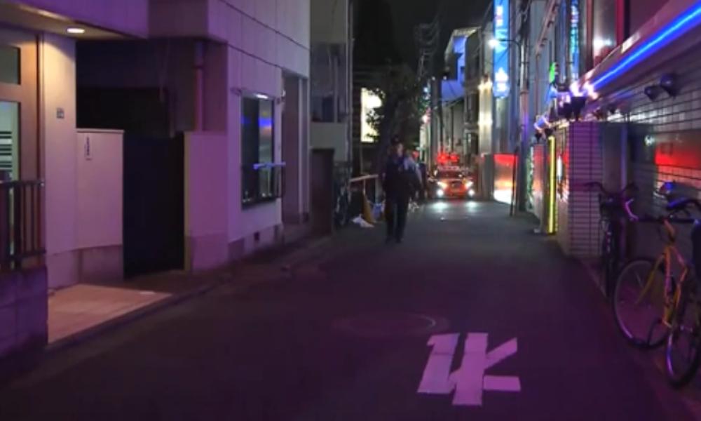 東京都豊島区池袋のホテル室内で女性の首を絞めて殺害