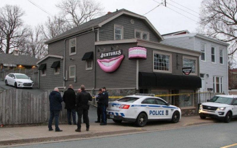 カナダ東部ノバスコシア州で23人の犠牲者が出た銃の乱射事件