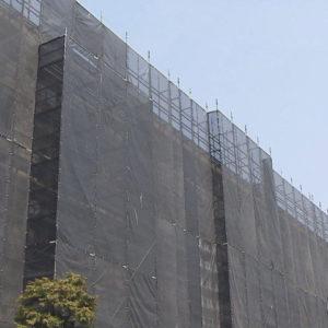 名古屋市西区にあるマンションで高齢女性が首を絞められ死亡