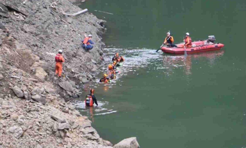 奈良県五條市のダムに転落した男子学生の遺体が見付かる