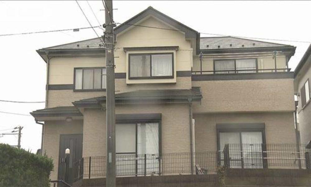 千葉県我孫子市にある住宅内で高齢の男女が殺害された遺体