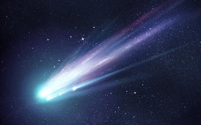 彗星のATLASが地球の側を通過する可能性があり観測が可能か?