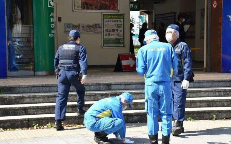 神奈川県横浜市中区のJR関内駅前で倒れていた男性の遺体