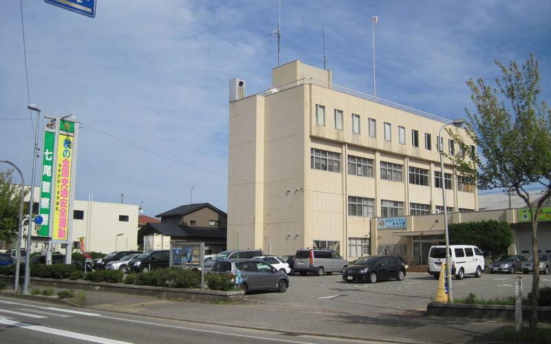 石川県七尾市の能登島で車を止めて車内で自殺を図った2人の男女