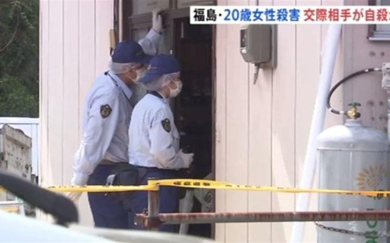 福島県須賀川市の住宅で女性の遺体に関わる交際相手の男性が自殺