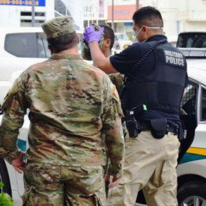 沖縄県北谷町にある外貨両替所に米軍関係者が押し入り現金強奪