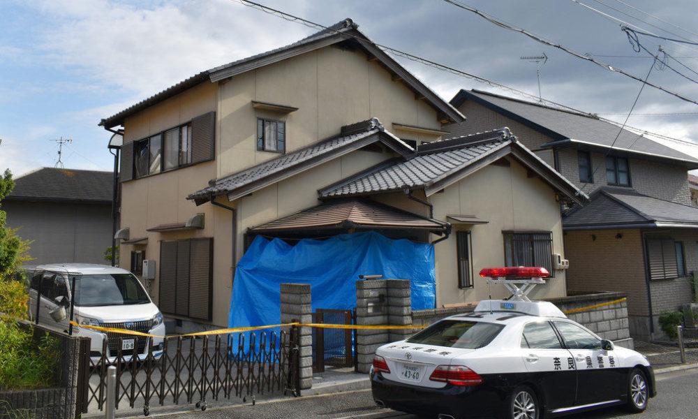 奈良県五條市住川にある二階建て住宅から出火して焼け跡から5人の遺体