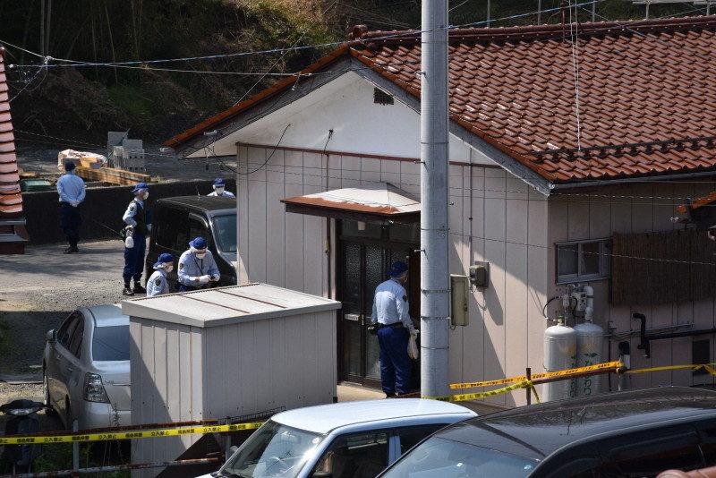 福島県須賀川市の住宅で絞殺されていた女性の遺体