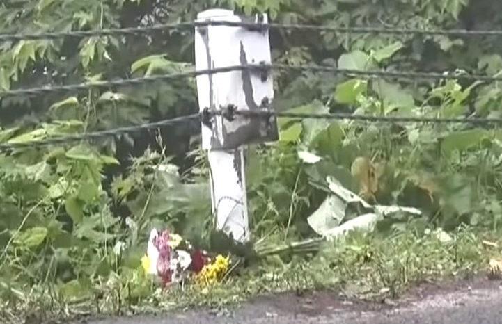 岩手県奥州市の山林の中で行方不明の白骨化している女性遺体