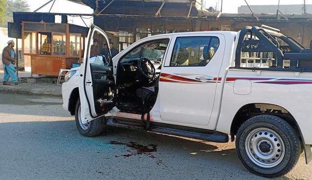アフガンで民間活動団体の日本人を含める6人を待ち伏せして銃撃テロ3