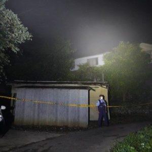 岡山県高梁市にある山中で行方不明の男性が埋められていた遺体
