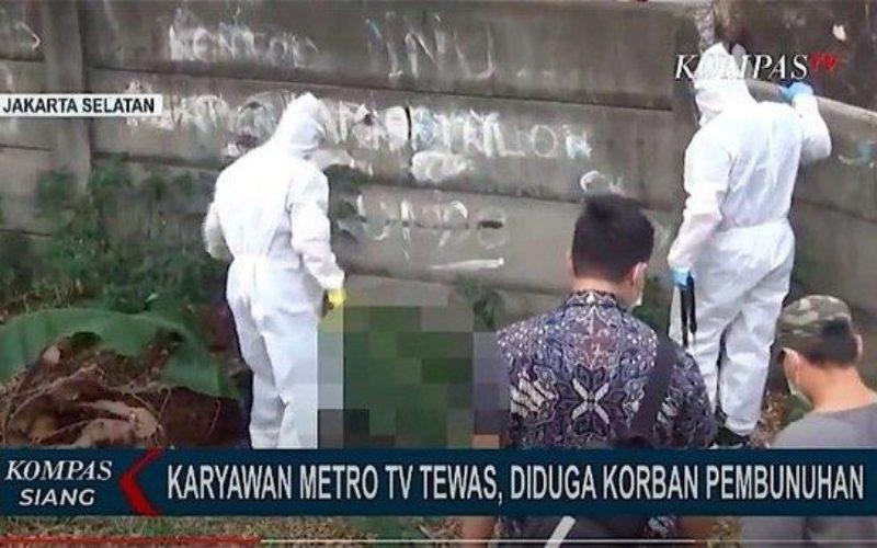 インドネシア、地元TV局スタッフが殴打され刺殺事件