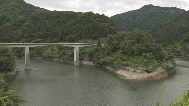 福井県坂井市の龍ヶ鼻ダムで男性の遺体が水面に浮いていた事件<続報>