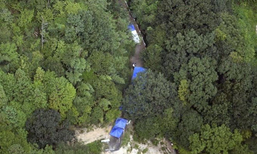 大阪府で覚醒剤取締法違反の男が知人の遺体を広島の山中に捨てたと供述