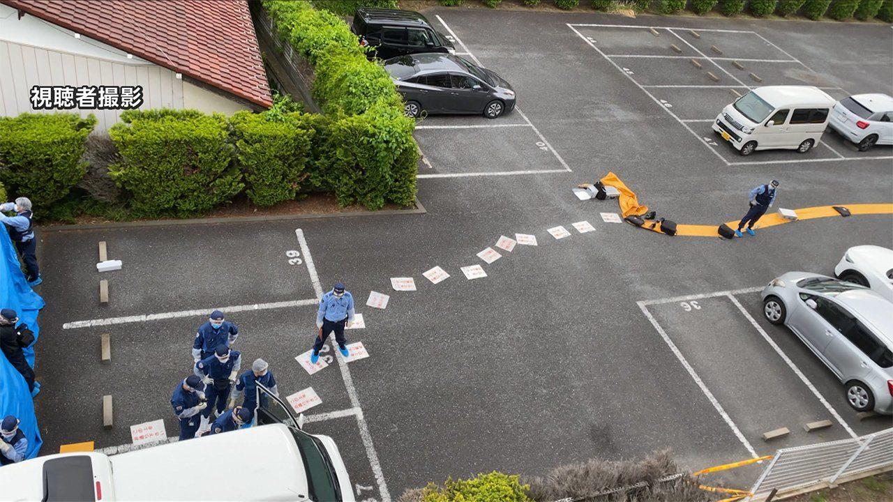 埼玉県のマンション駐車場で車の中に殺害され遺棄されていた事件の裁判2