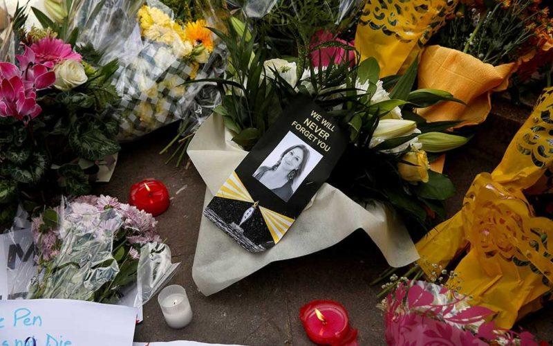 マルタで車に仕掛けられた爆弾で死亡した女性記者