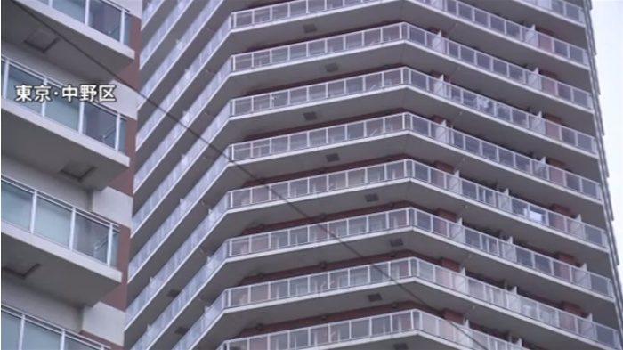 盗撮の容疑で逮捕に向かったマンションの自宅から飛び降り自殺