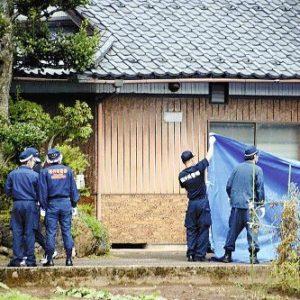 福井市に住む住宅で孫娘を凶器で殺害した親族を逮捕