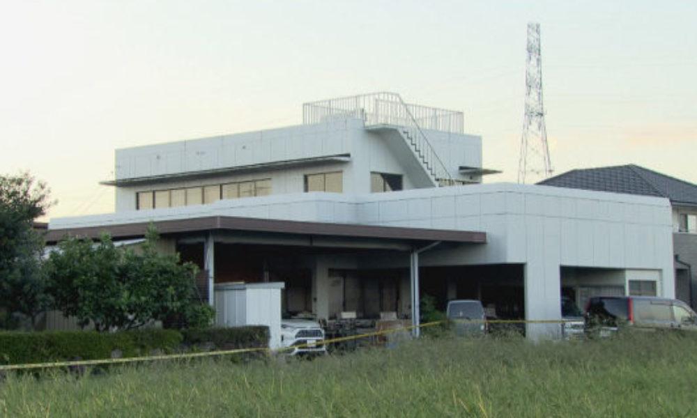 岐阜県本巣市にある住宅の室内で男性が殺害された事件
