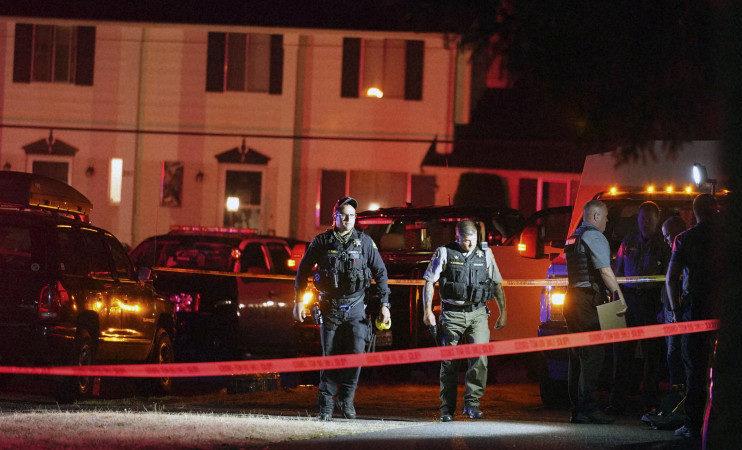 米オレゴン州ポートランドで極右団体の白人男性と捜査員が銃撃戦になり射殺